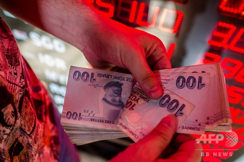 トルコリラ 暴落 世界経済 世界恐慌