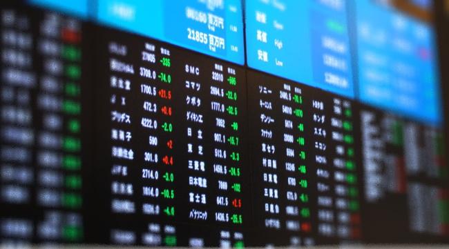Bitcoin(ビットコイン) 売買代金 株式市場 超え