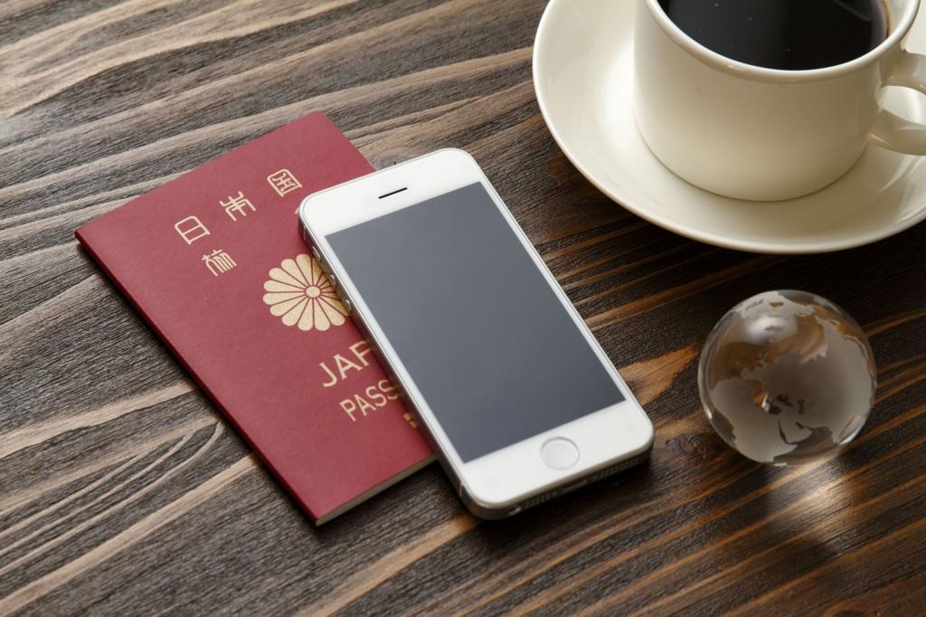 海外旅行 絶対 準備 良いもの 海外SIM