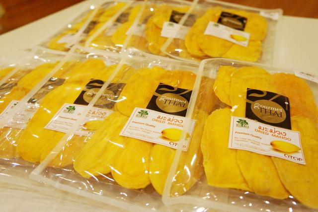 タイ おすすめ お土産 ドライマンゴー