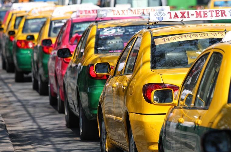 タイ タクシー
