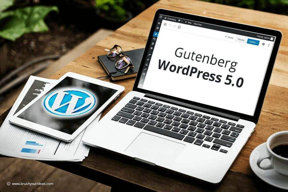 WordPress(ワードプレス) 5.0 アップデート