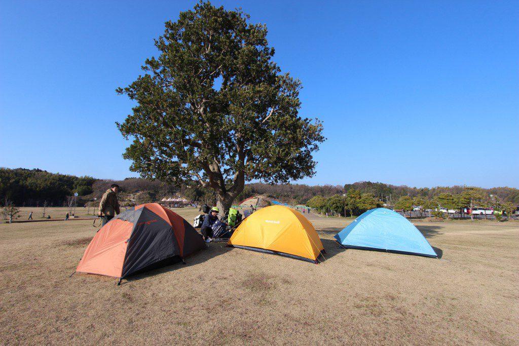 東京オリンピック ボランティア 野宿