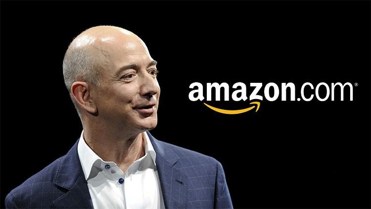 Amazon(アマゾン) ベゾス 離婚