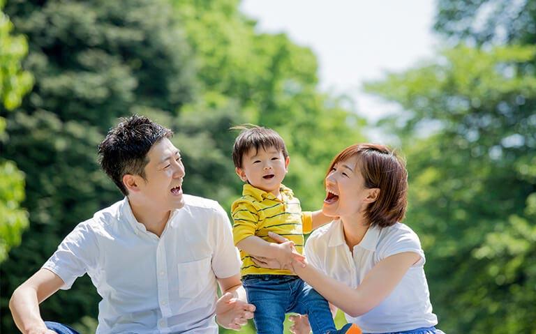 日本 子育て