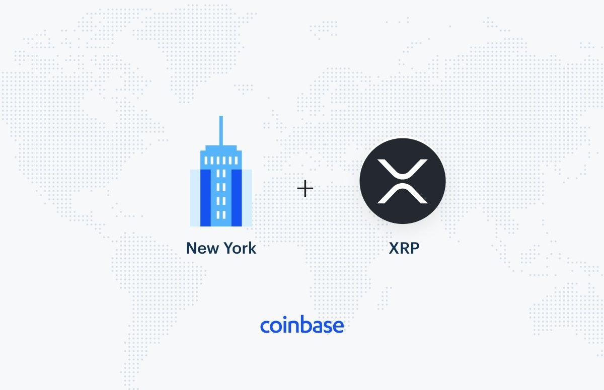 Ripple(リップル) XRP ニューヨーク