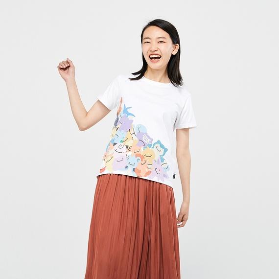 UNIQLO(ユニクロ) ポケモンTシャツ 変身メタモン