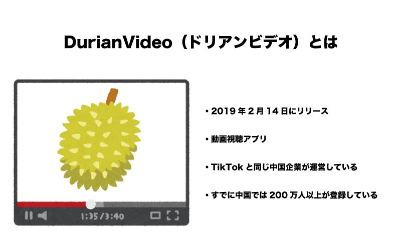 DurianVideo(ドリアンビデオ)