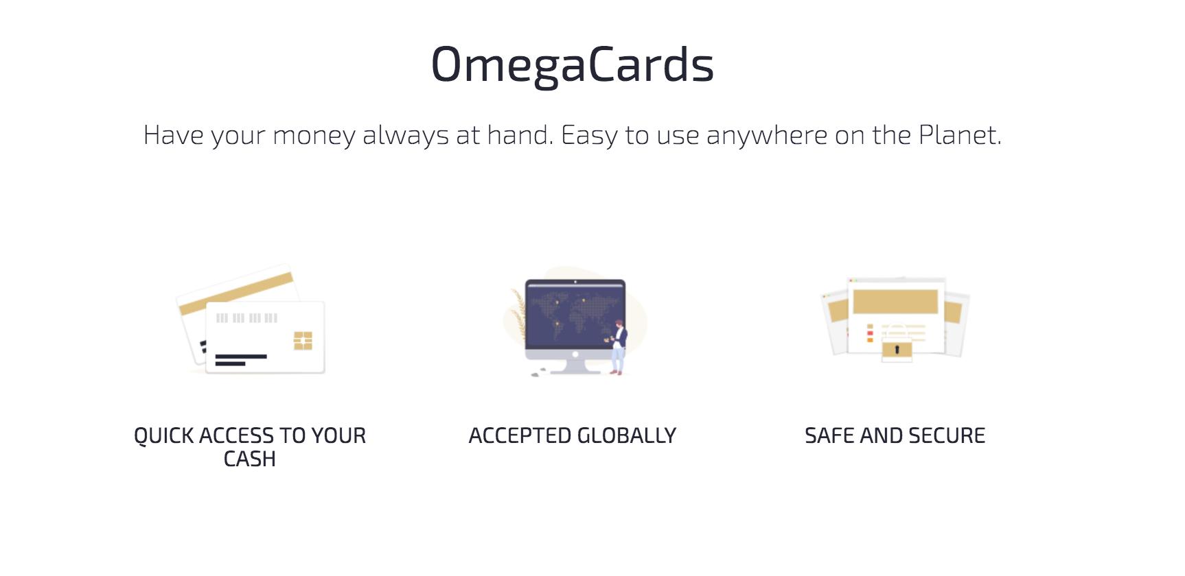 OMEGA(オメガ) カード