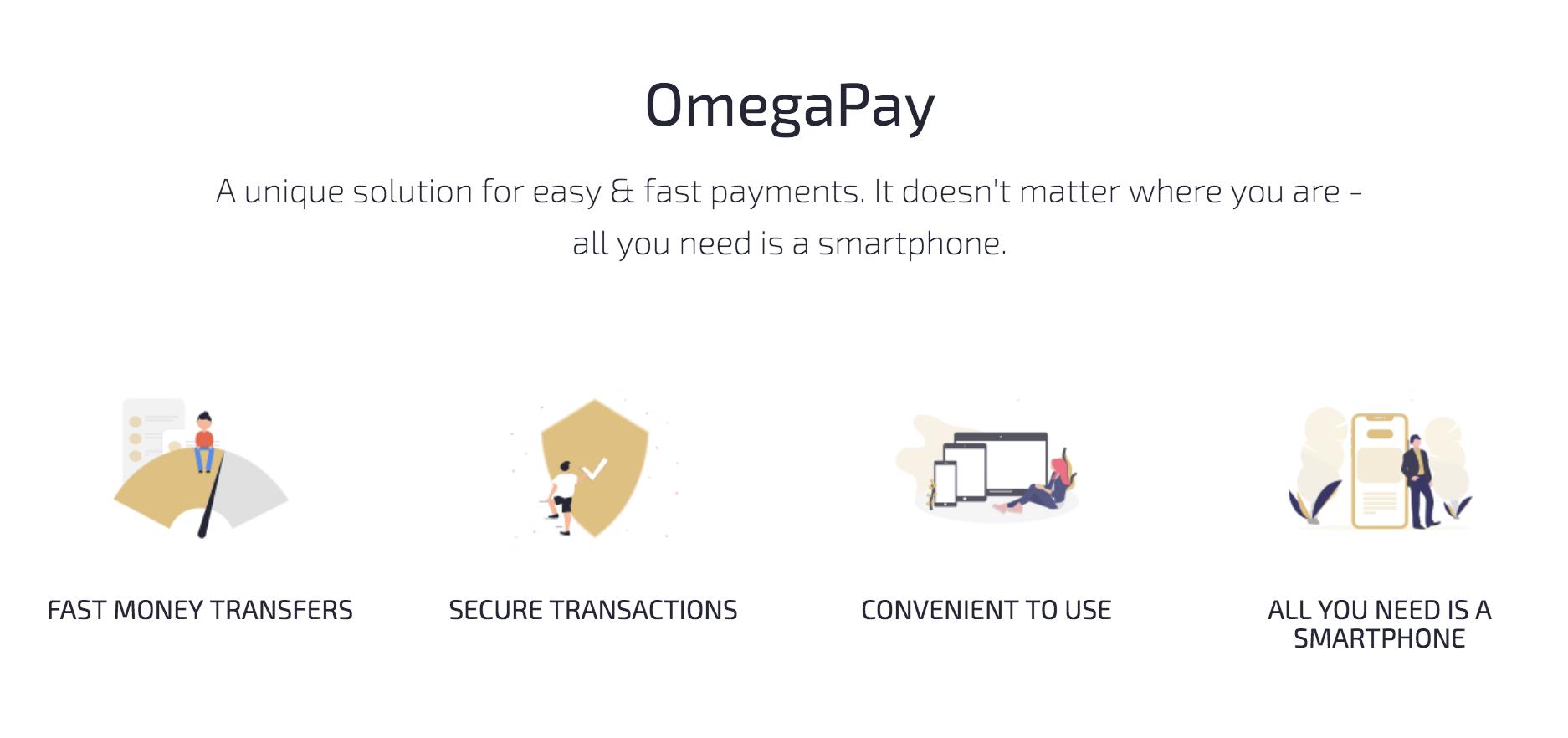 OMEGA(オメガ)Pay