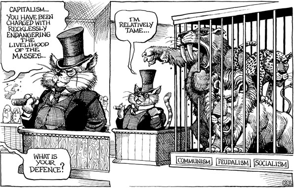 資本主義社会