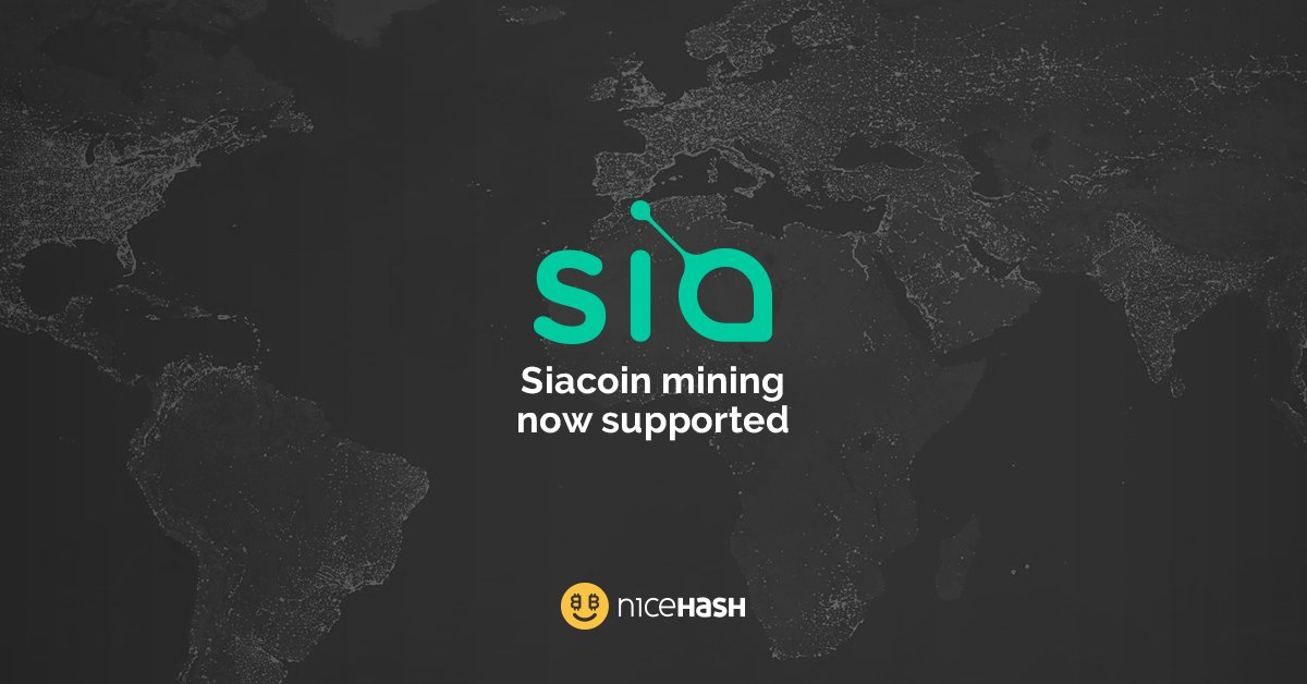 siacoin 仮想通貨