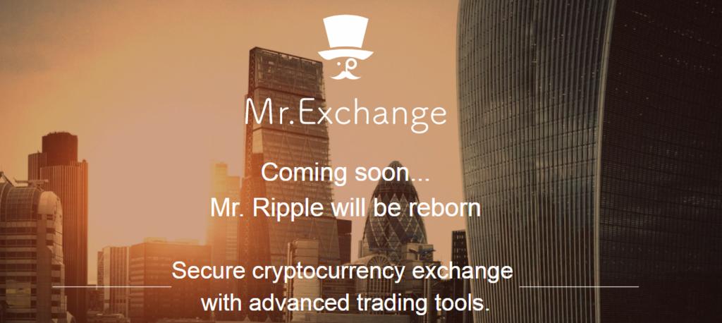 Mr.Ripple Mr.Exchange