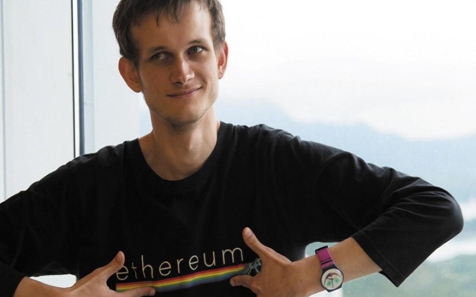 Ethereum(イーサリアム) Vitalik Buterin(ヴィタリック・ブテリン) 仮想通貨