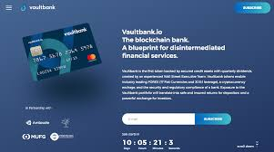 vaultbank ICO
