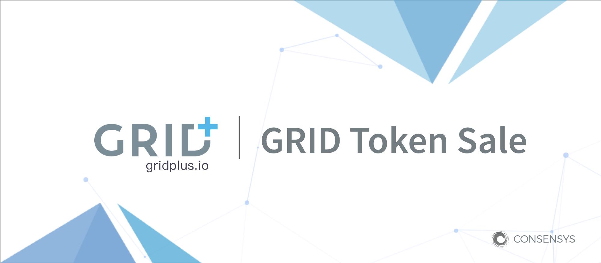 GRIDPLUS(グリッドプラス) ICO