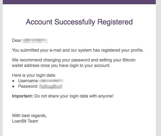 LoanBit(ローンビット) ICO