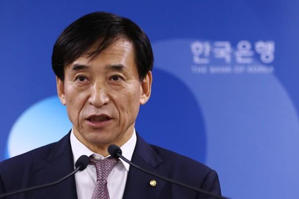 韓国銀行総裁 Bitcoin(ビットコイン)