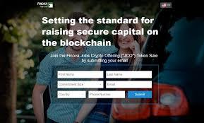 Finova Financial(フィノバフィナンシャル) JCO(JOBS Crypto Offering)