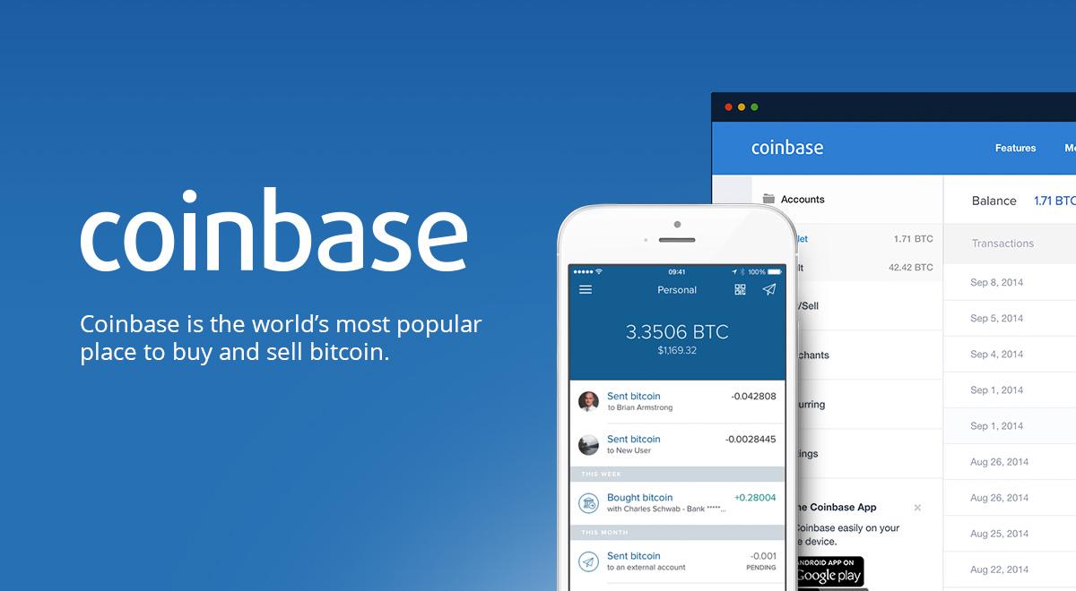 Bitcoin(ビットコイン)Coinbase