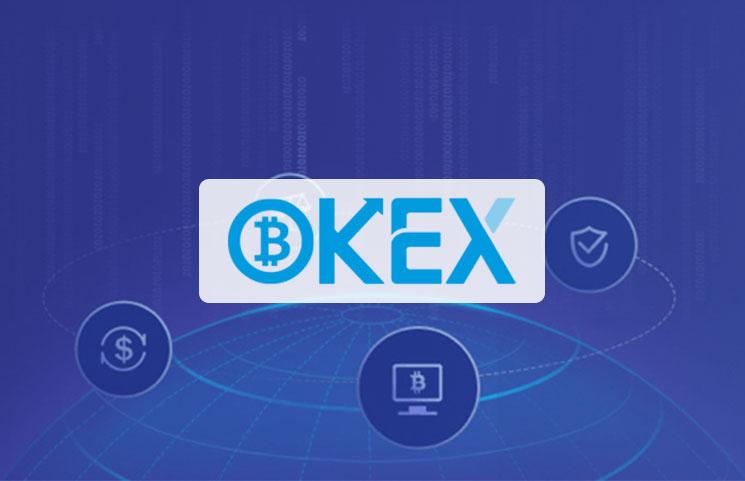 ICON(アイコン)OKEx  上場