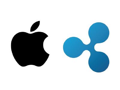 Apple(アップル) XRP Ripple(リップル)