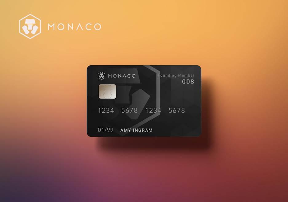 MONACO(モナコ) 仮想通貨