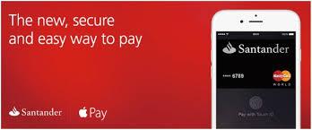サンタンデール銀行  Ripple(リップル) モバイル決済アプリ