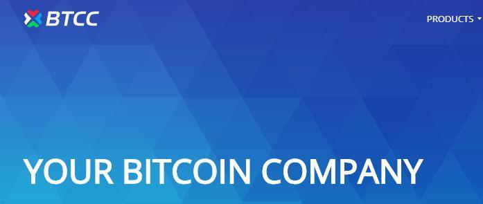 BTCC 仮想通貨 取引所