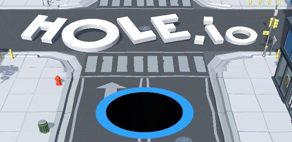Voodoo スマホ ゲーム アプリ Hole.io