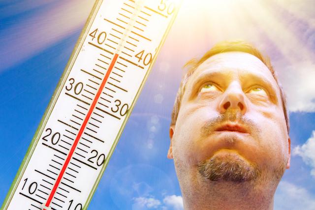観測史上初 名古屋 40℃ 突破