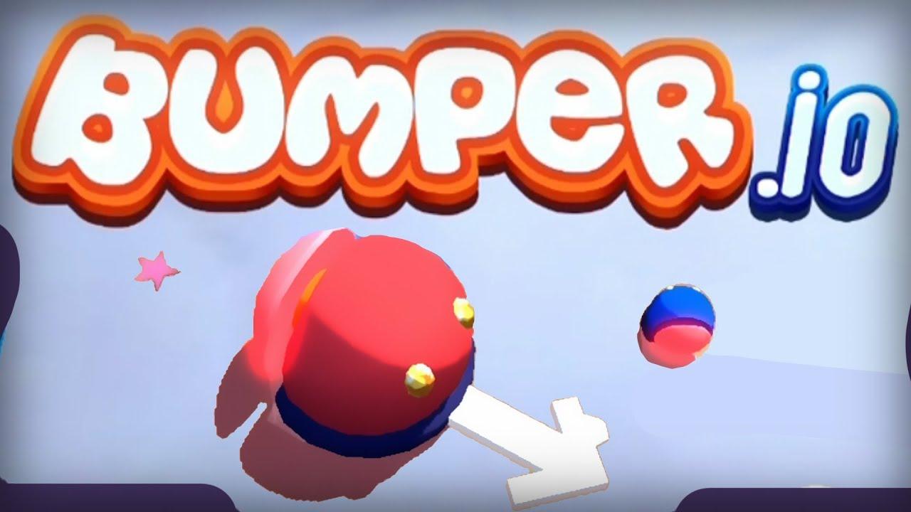 Bumper.io 攻略 方法