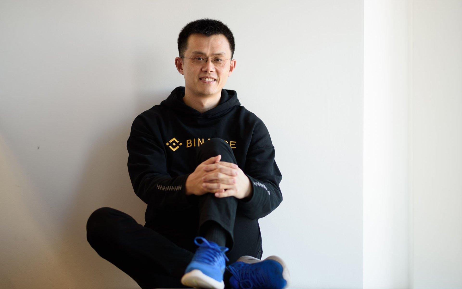 Binance(バイナンス) CEO CZ 仮想通貨 市場