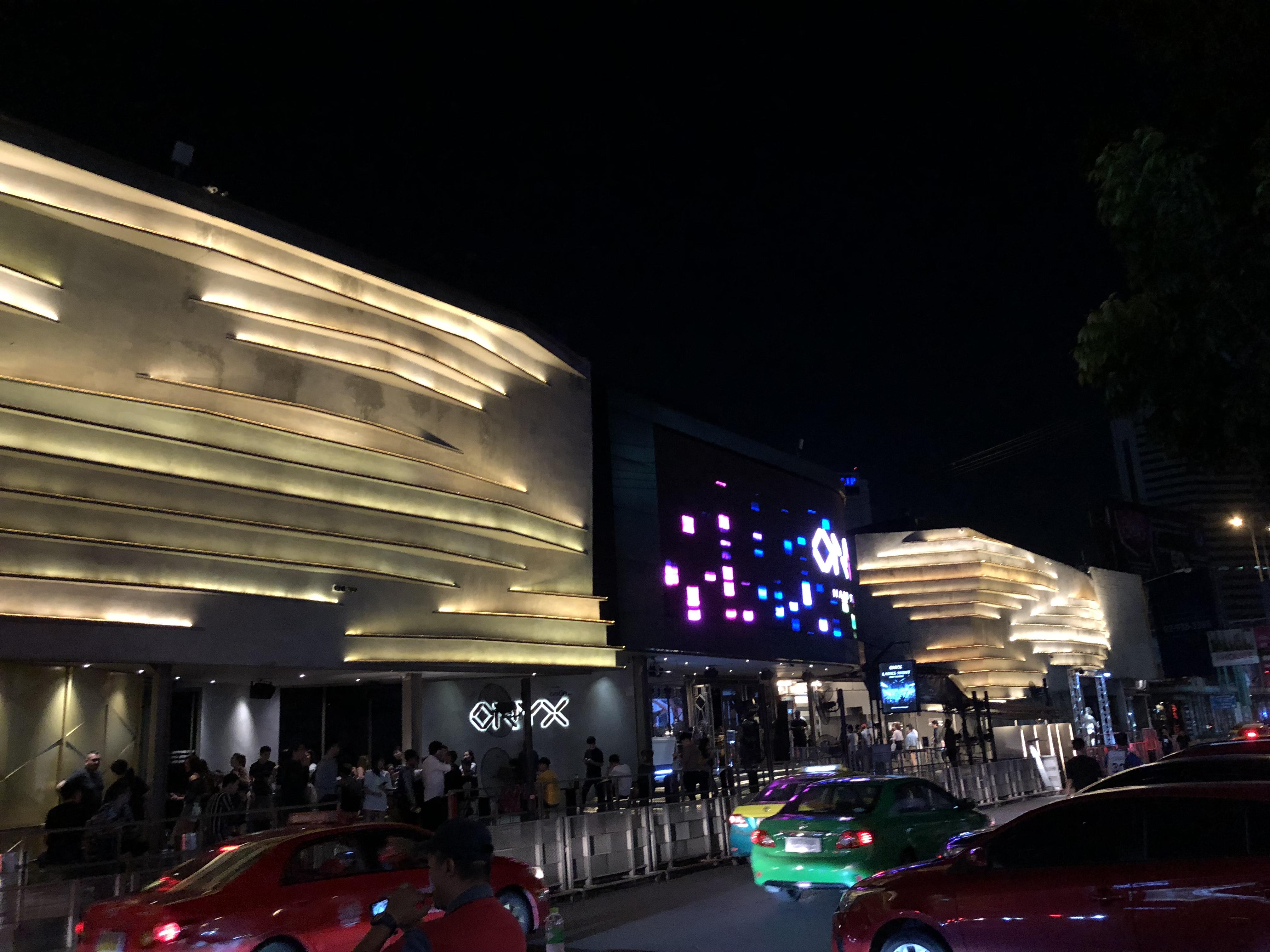 タイ 個人的 楽しかった スポット ONYX