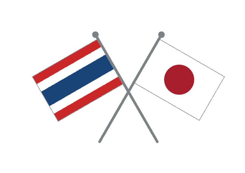 タイ 日本 違い