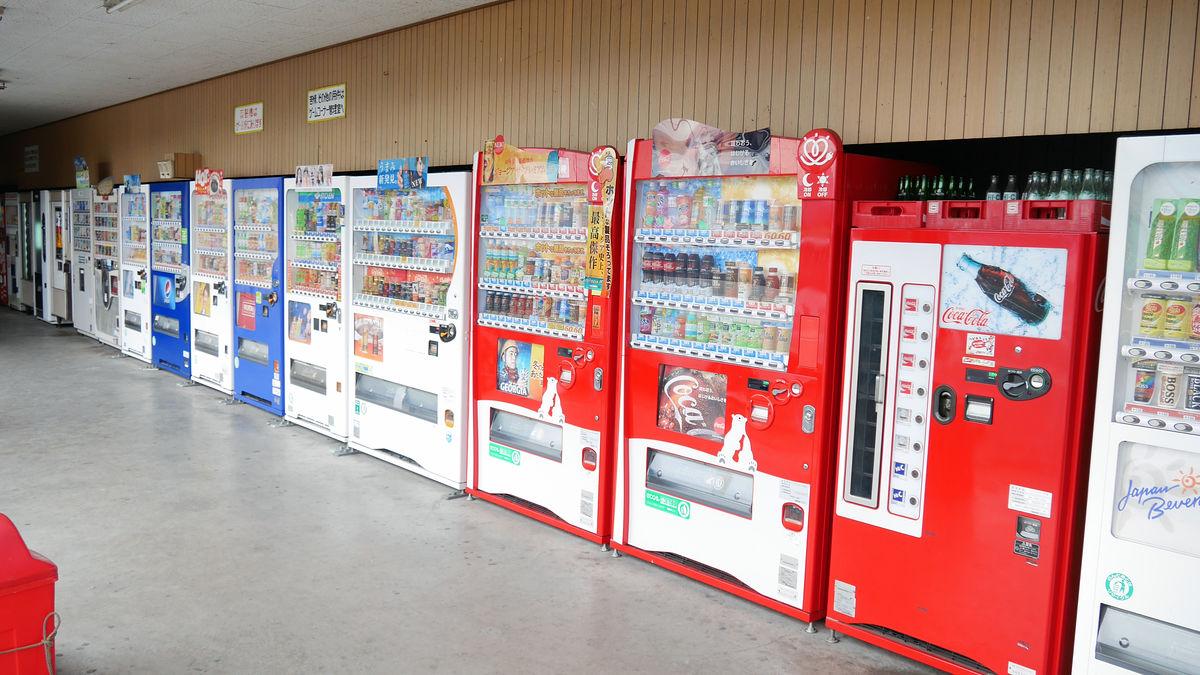 タイ 日本 違い 自動販売機