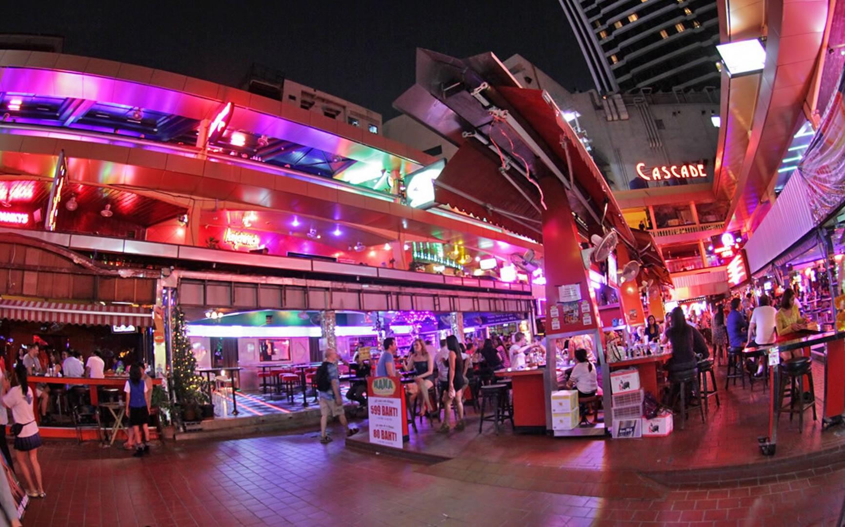 タイ 個人的 楽しかった スポット ナナプラザ