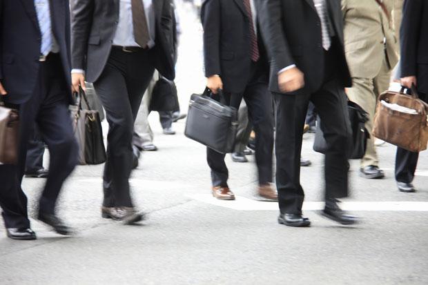 日本 労働生産性 主要7カ国 最下位