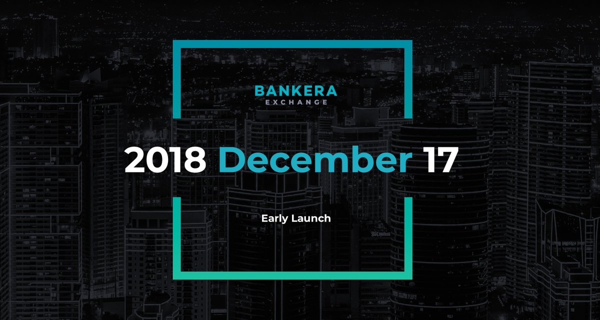 BANKERA(バンクエラ) 12月11日 高騰