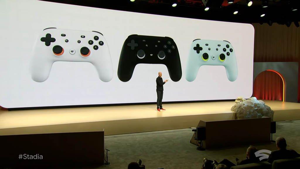 Google(グーグル) 新ゲームサービス Stadia