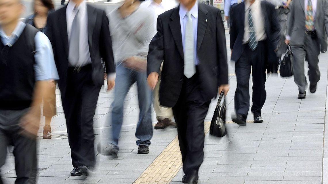 日本 転勤離職