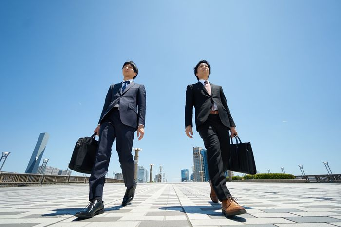 日本企業 外資系企業 働き方