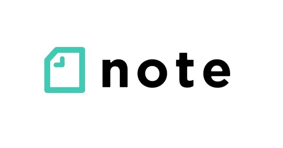 Note(ノート) 稼ぐ
