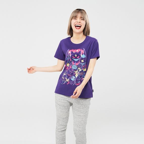 UNIQLO(ユニクロ) ポケモンTシャツ メガシンカゲンガー