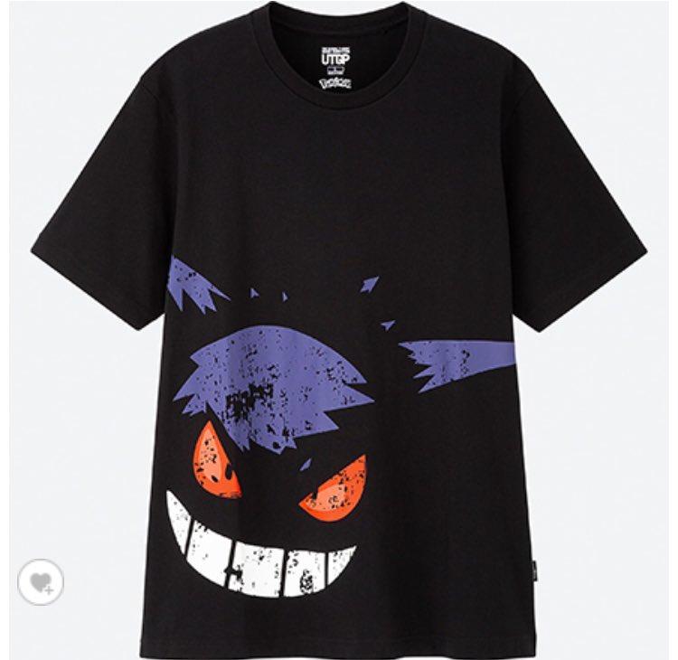 UNIQLO(ユニクロ) ポケモン Tシャツ