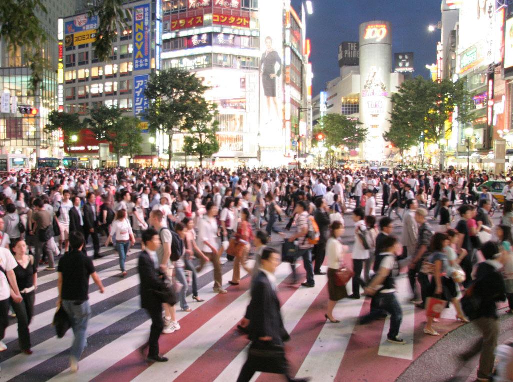 日本 人口 2058年 1億人 下回る