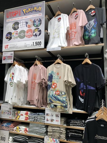 UNIQLO(ユニクロ) ポケモンTシャツ 6月28日 店舗 オンラインストア 再入荷 再販