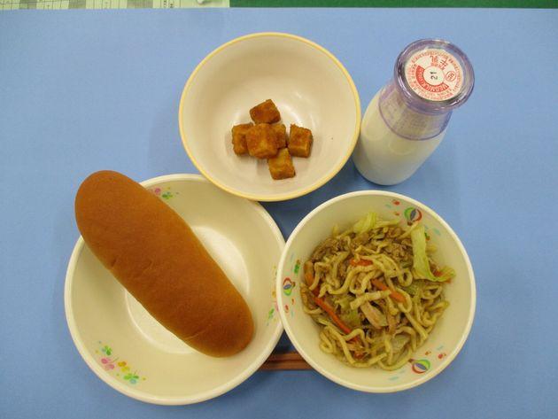 名古屋市 給食 質素